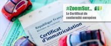 Service Certificats de Conformité